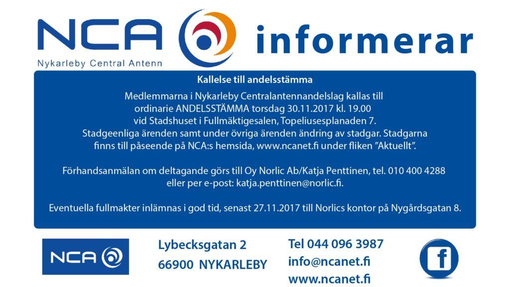 NCA andelsstämma2-01